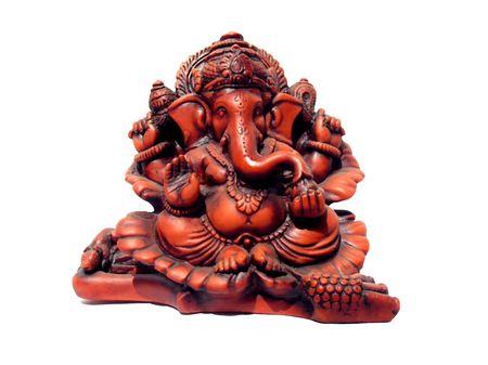 Image of the Hindu god Ganesh