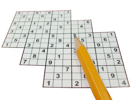 a game of sudoku