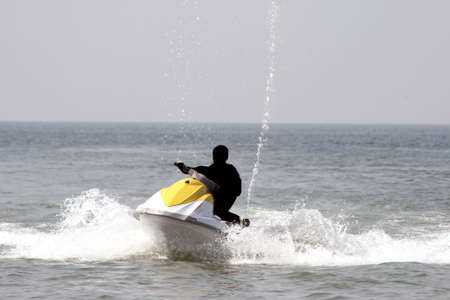 jetski: Water Jet-Ski Scooter adventure action