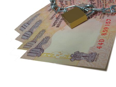 rupees:           Secure  Savings And Investments-Indian Rupees