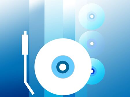 music theme Banco de Imagens