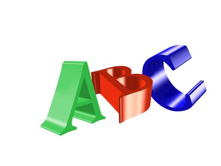 Abc Stock Photo - 8000061