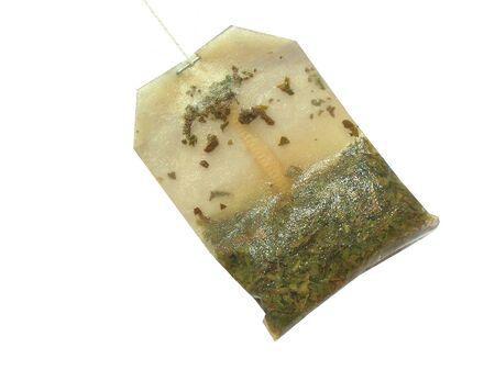 Tea Bag  Stockfoto