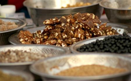 chaat: indian street food
