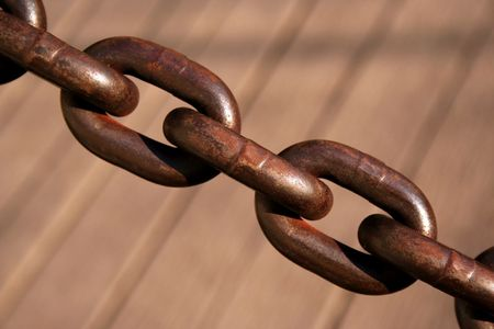 catena: Old chain