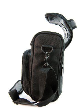 lugage: Open Bag