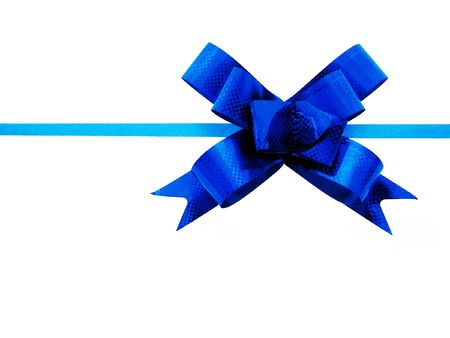resent: Blue Bow