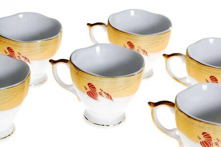 coffee cups Stock Photo - 3676301