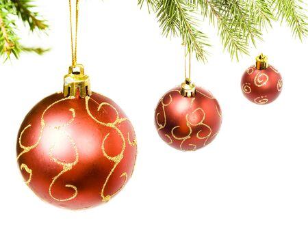 Christmas balls Stock Photo - 4015580