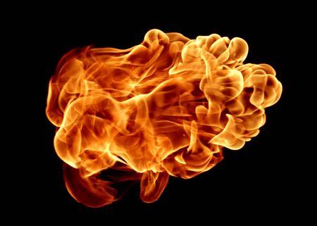 Fire like a pig Stock Photo - 4066316