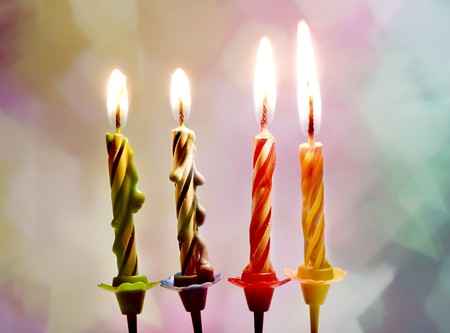 geburtstagskerzen: Geburtstag Kerzen