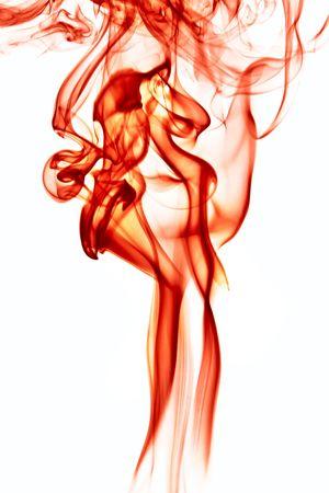 red smoke: Smoke