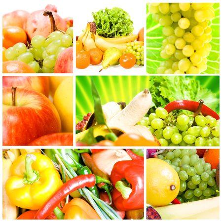 Fruits & Vegetables  photo