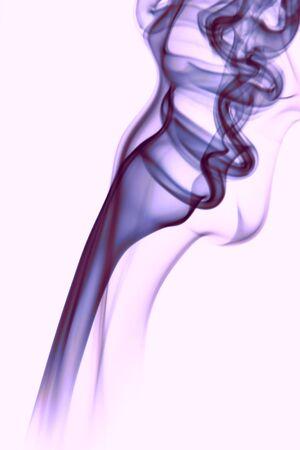 background of beautiful color smoke  photo