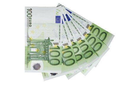 heap of euro close up photo
