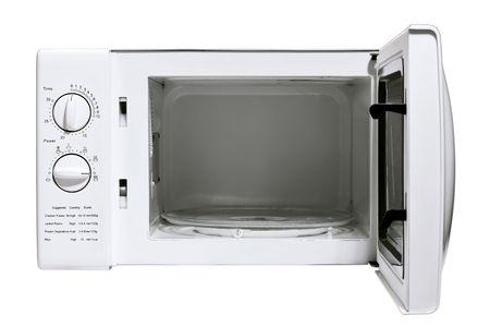 microwave oven: horno de microondas