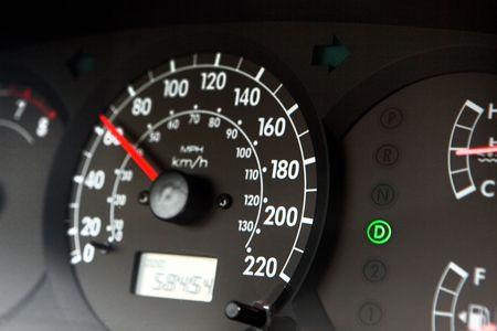 speedometer Stock Photo - 5775189