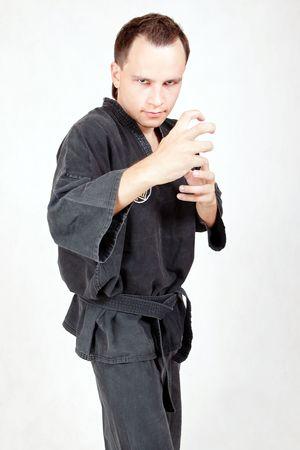 kungfu sportsman, martial arts series photo