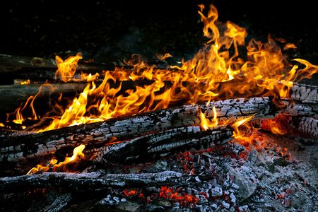 fire  Zdjęcie Seryjne
