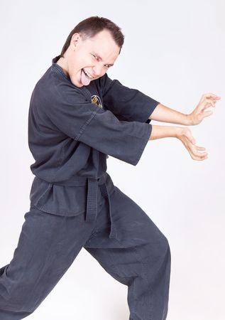 kungfu sportsman photo