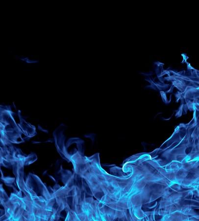 infierno: Fondo de incendios.  Foto de archivo