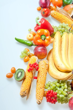 vegetables and fruits Stock Photo - 8144565