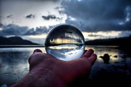 Scotland sunrise photography