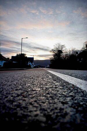 Scotland sunsets and sunrises Foto de archivo - 140905486