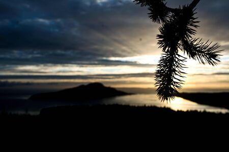Scotland sunrises
