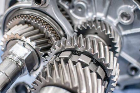 Engranajes de transmisión de acero inoxidable
