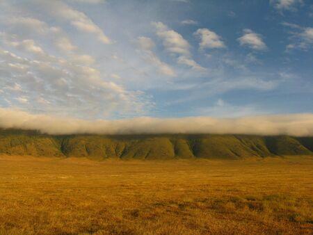 enclave: Ngorongoro Crater