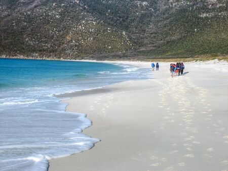 wilsons promontory: Backpacking in Australia
