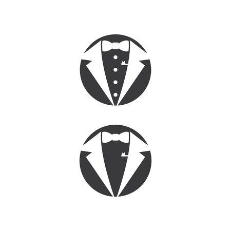 Tuxedo Logo Template vector symbol nature