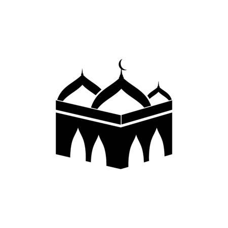 Mosque Logo Template vector symbol nature