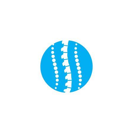 Bonecare Logo Template vecteur nature symbole