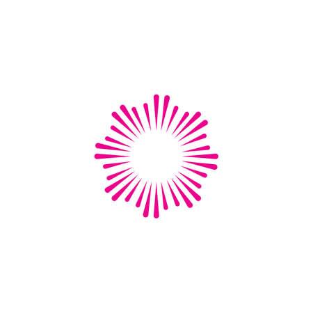 Fireworks Logo Template vector symbol nature 矢量图像