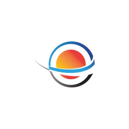 Faster Logo template vector icon design
