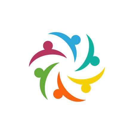 Community Logo Template vector symbol nature