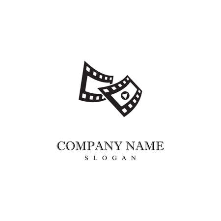 movie film cinema vector design illustration