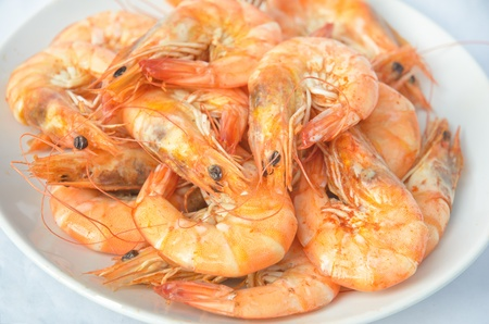 roasted shrimp photo
