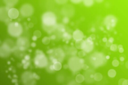 Green abstract background blur Stock Photo - 14851919