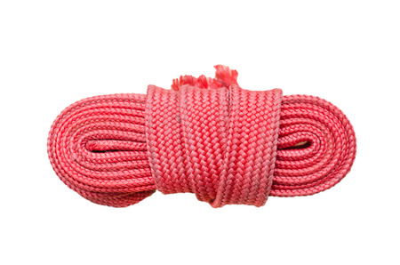 decora: rope Stock Photo