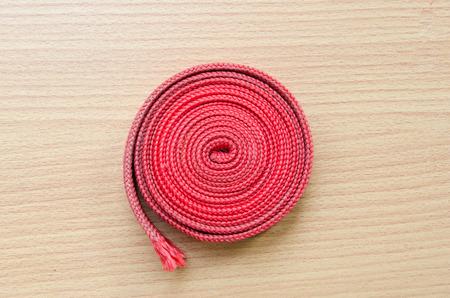 decora: rope roll Stock Photo