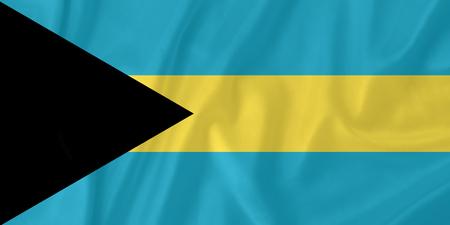 bahamas celebration: Bahamas waving flag