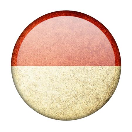 Monaco button flag photo