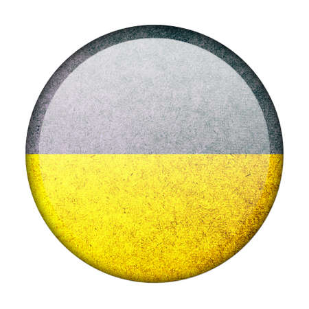 sweden button flag photo