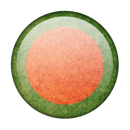 Bangladesh button flag photo