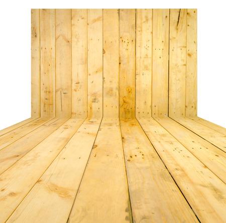planks: wooden planks interior