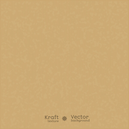 Kraft paper texture background. Use for your design. presentations, etc. Banco de Imagens - 33258324