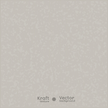 kraft paper: Vector background - realistic texture vertical kraft paper in shades of gray.It can be used for package design, labels and presentation